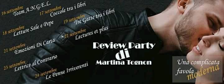 Una complicata favola moderna di Martina Tognon